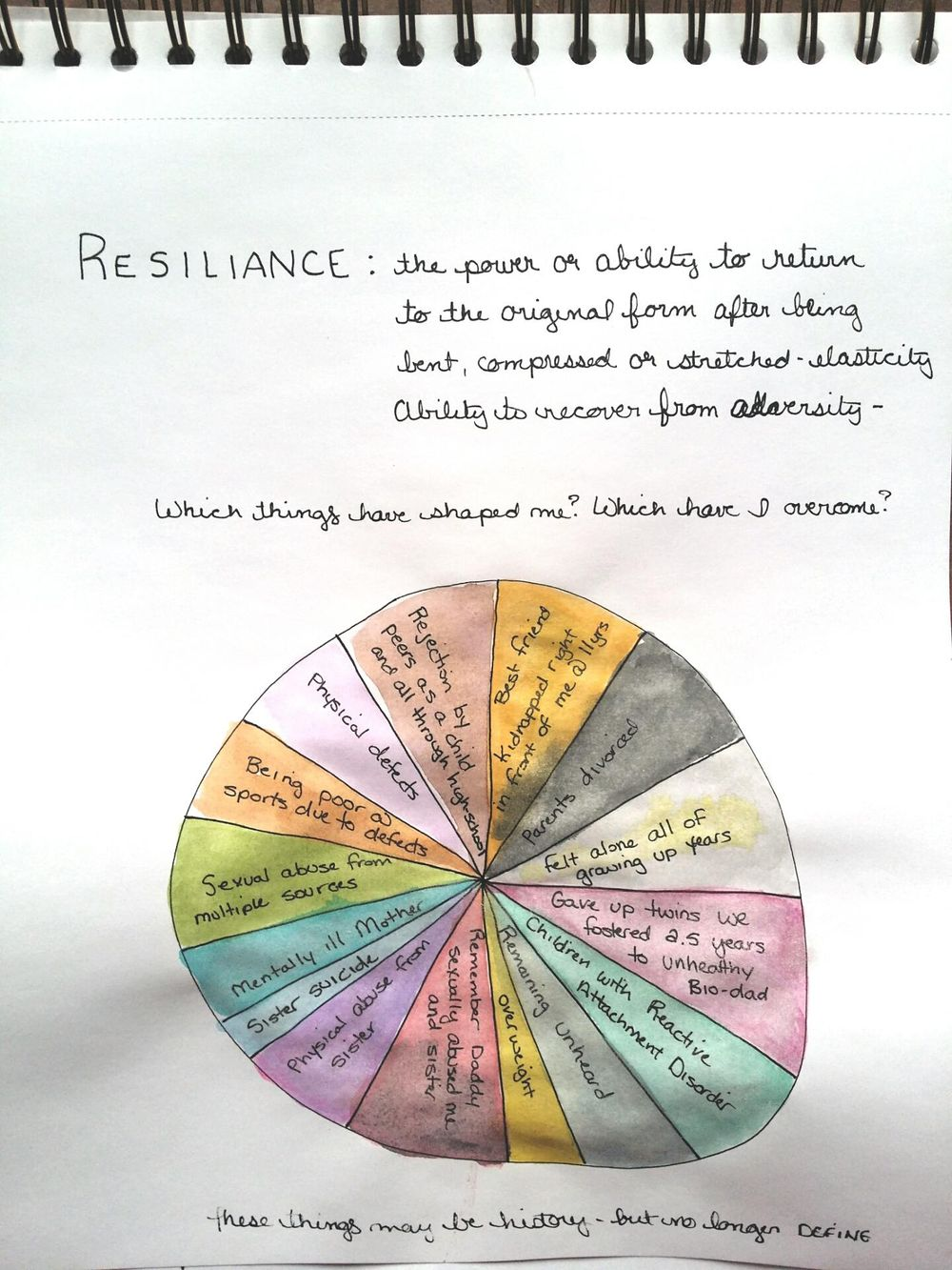 Eye opening Pie Charts - image 1 - student project