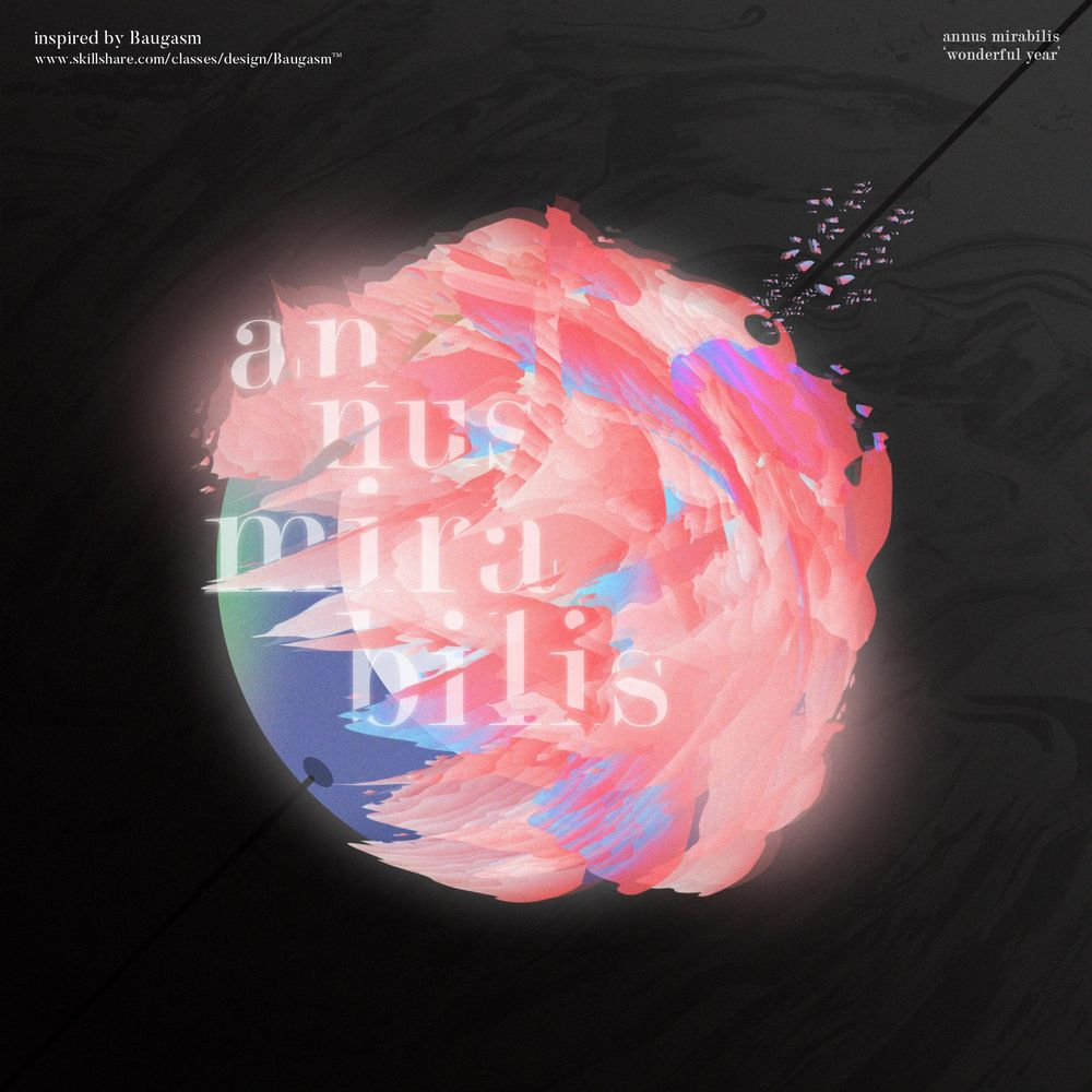 Annus mirabilis - image 1 - student project