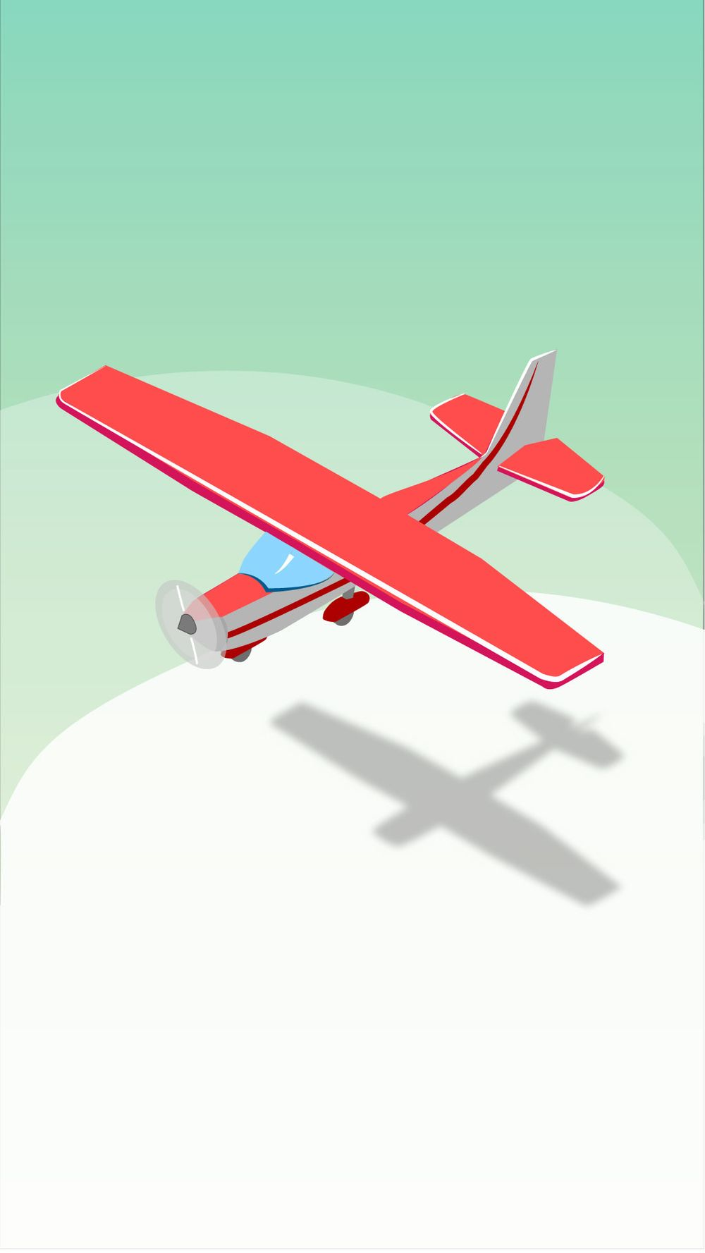 Airplane - image 1 - student project
