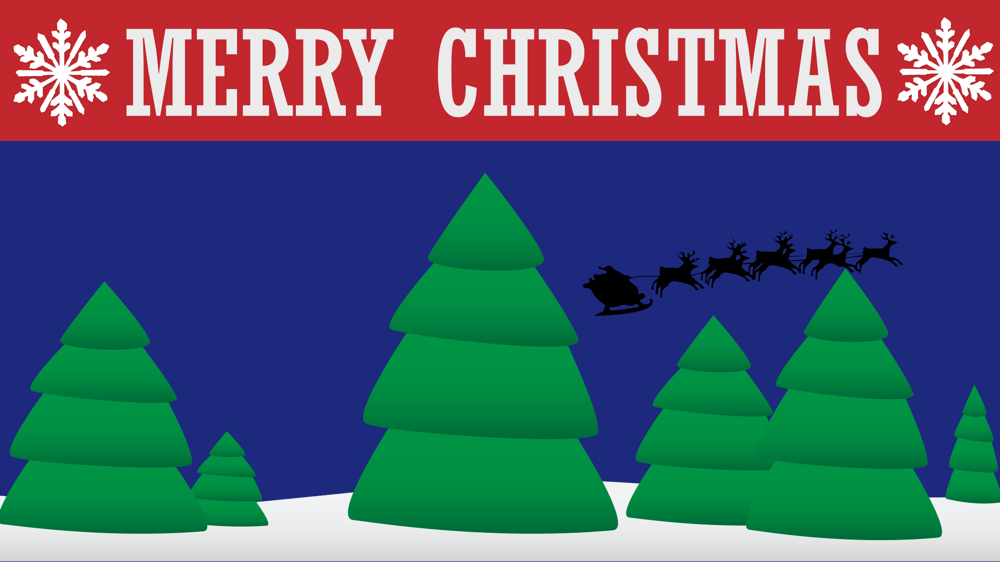 Merry Christmas on Christmas Eve - image 1 - student project