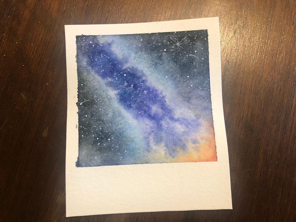 Milky Way Galaxies - image 1 - student project
