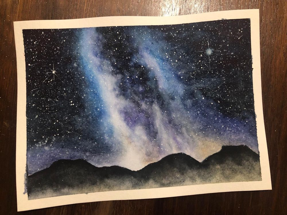 Milky Way Galaxies - image 3 - student project