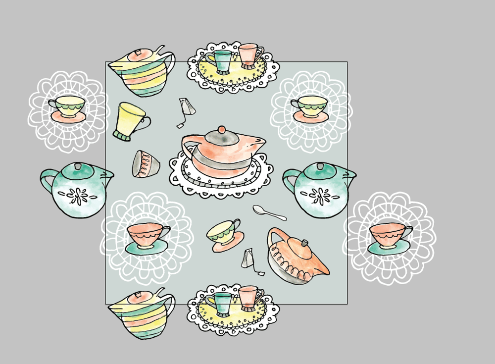Tea Time - image 3 - student project