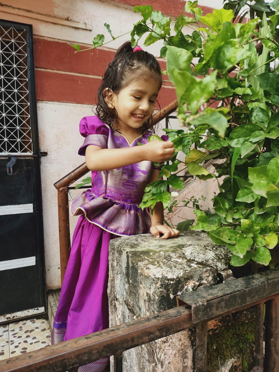 my clicks..Gayatri - image 1 - student project