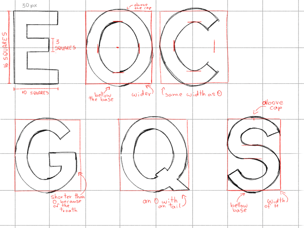 Practicing Letters - image 3 - student project