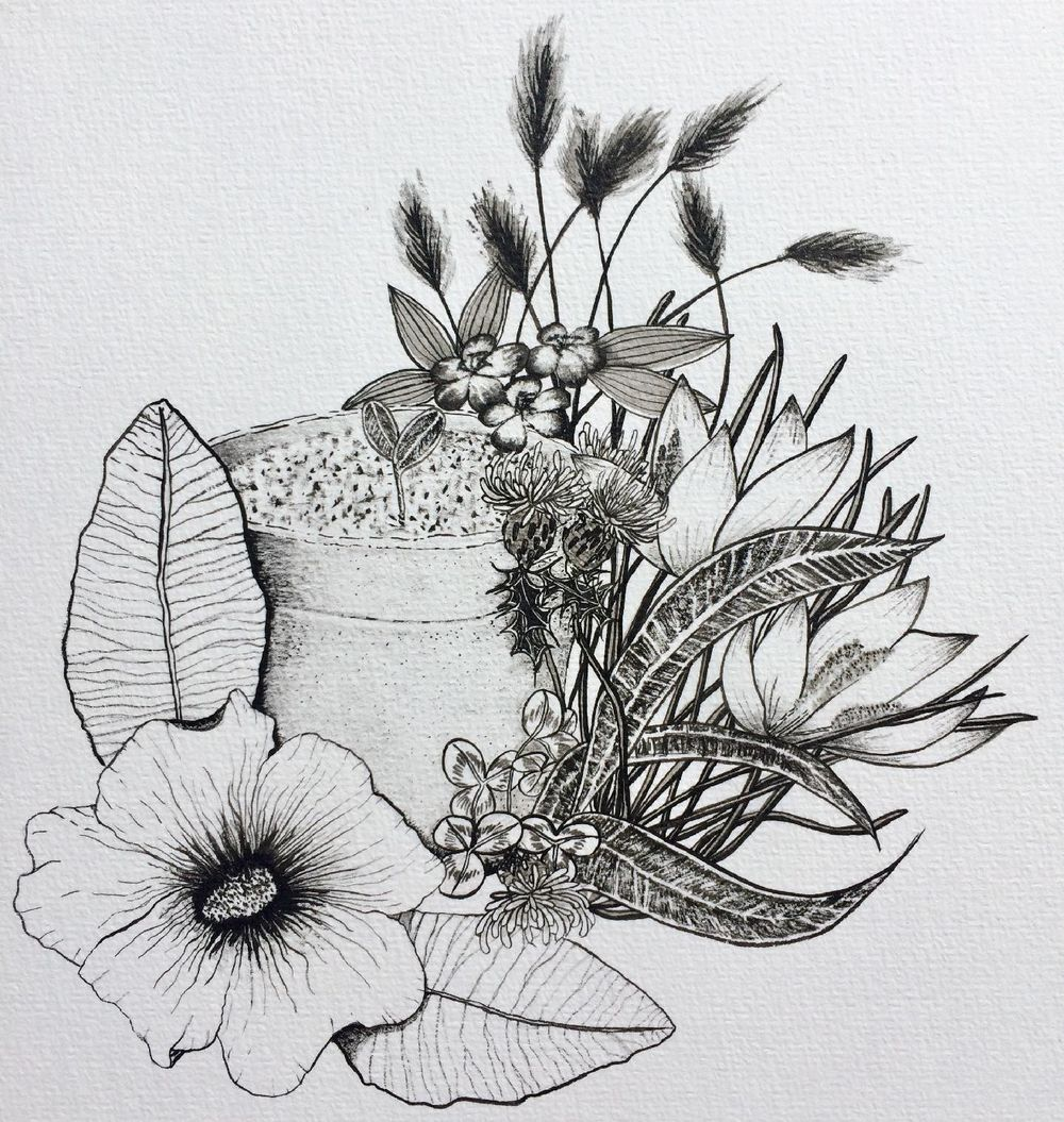 Garden of Weeds - image 1 - student project