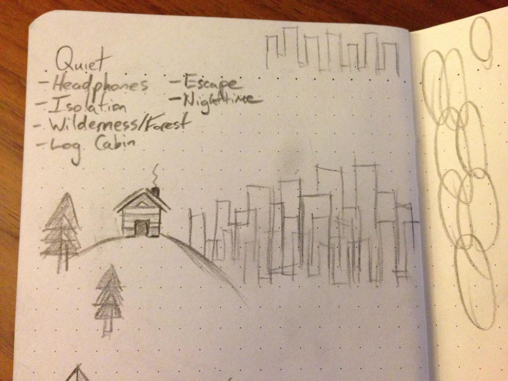 Log Cabin - image 1 - student project