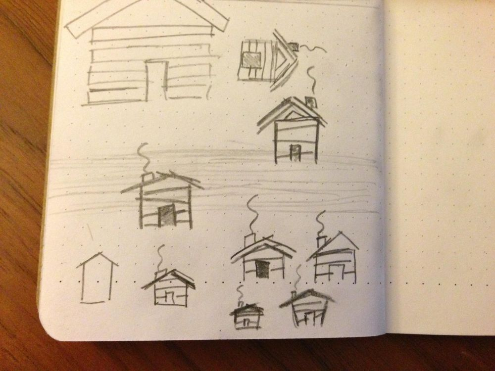 Log Cabin - image 2 - student project