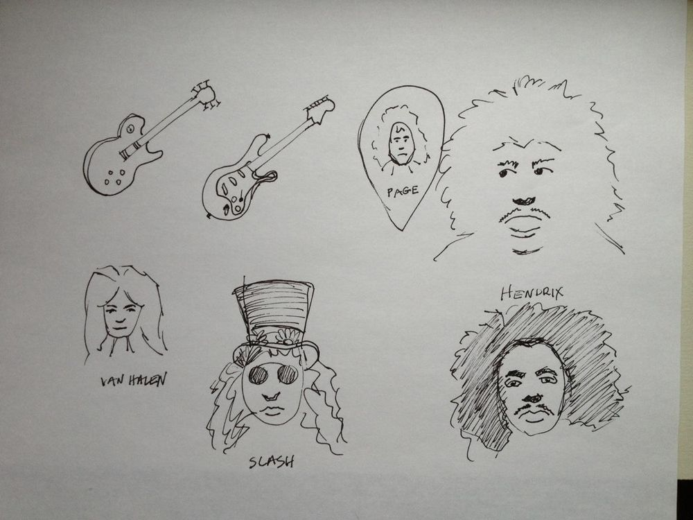 Guitar Heroes - image 2 - student project