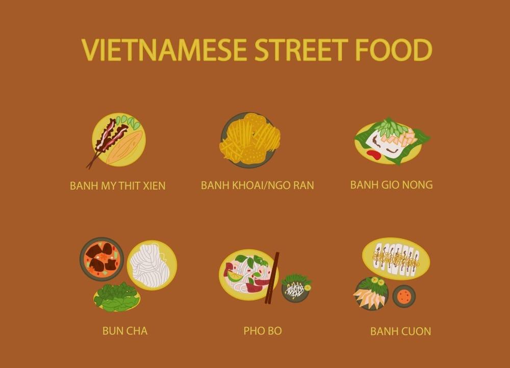 Vietnamese Street Food - image 2 - student project