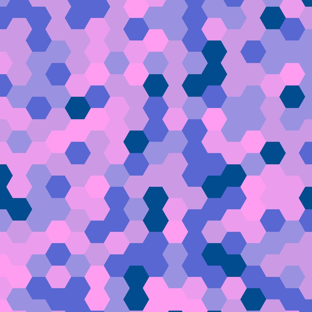 Winterskyhexagons - image 3 - student project