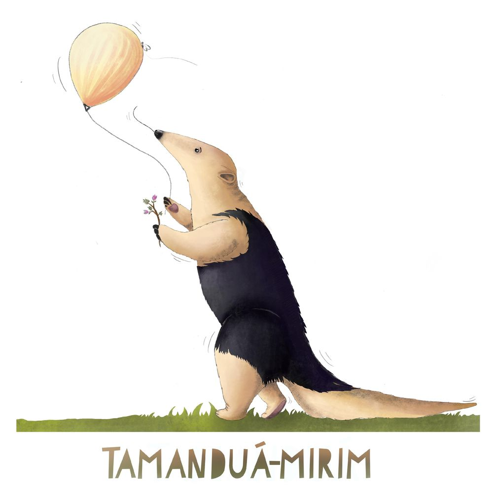 Anteater - image 1 - student project