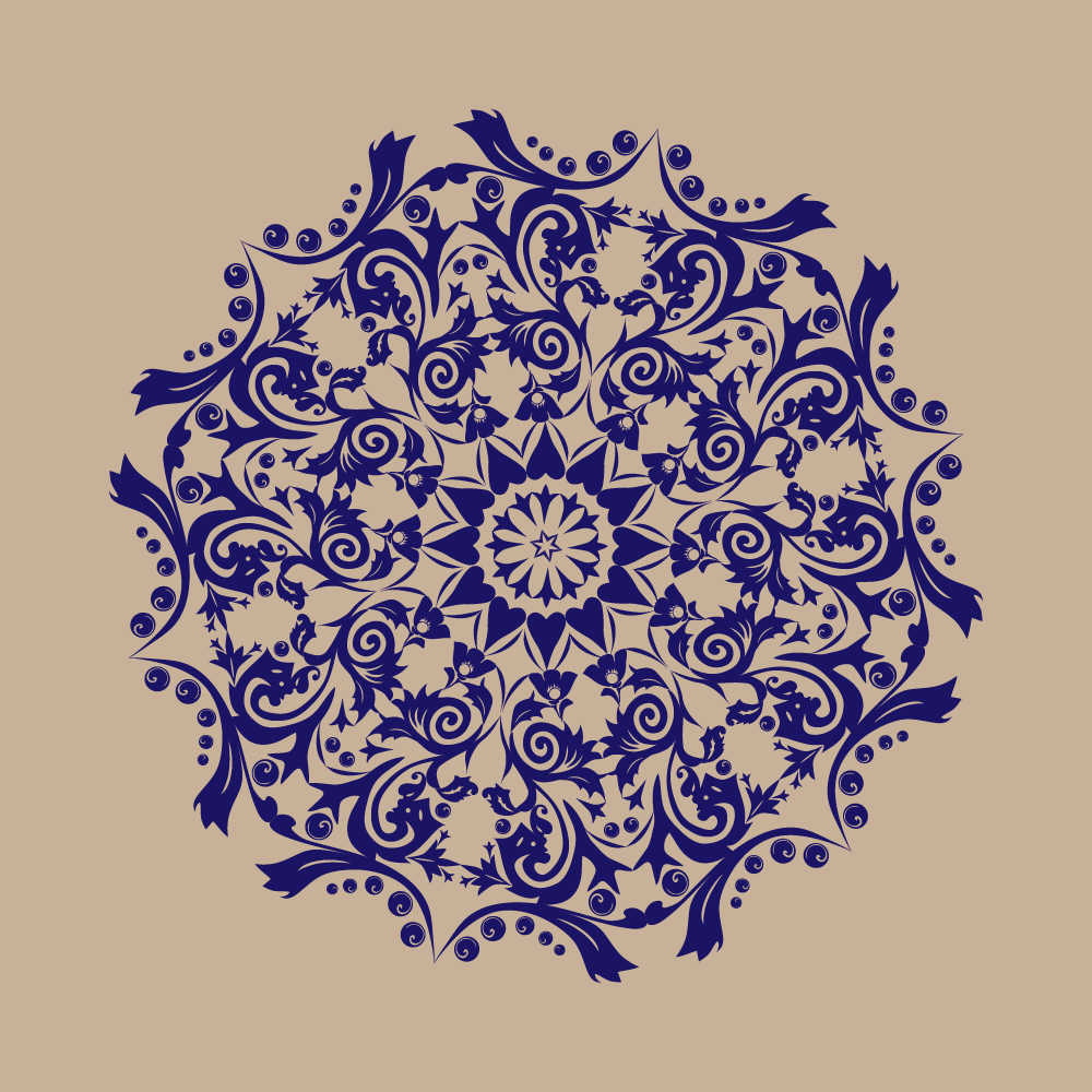 Fren's Mandala - image 1 - student project
