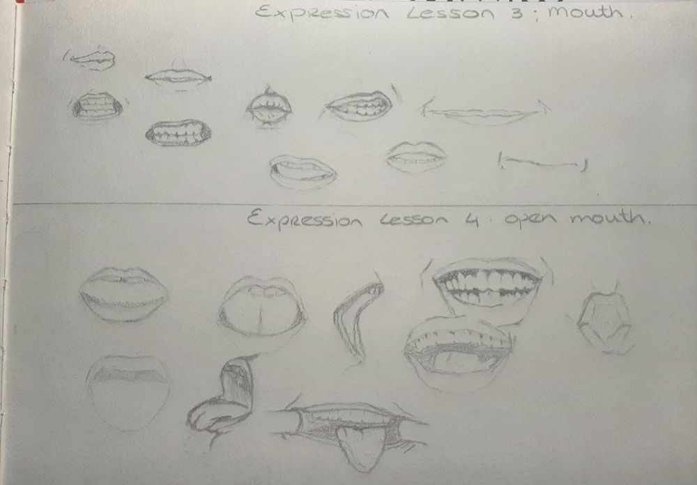 Lessons: Expression Teacher Dave Finch - image 2 - student project
