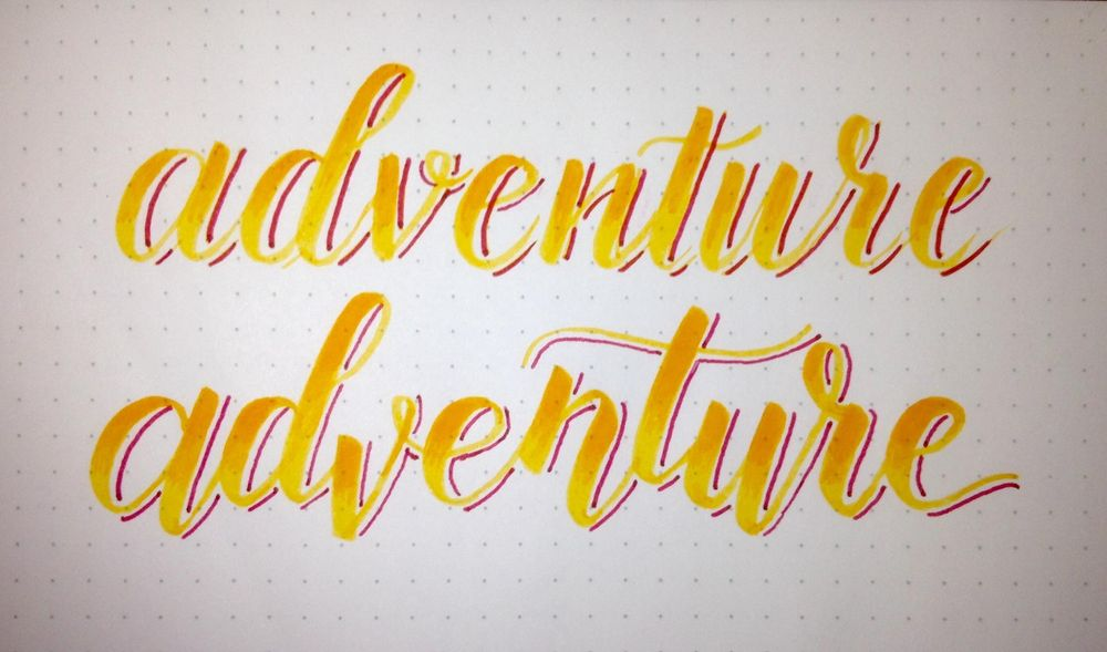 adventure  - image 1 - student project