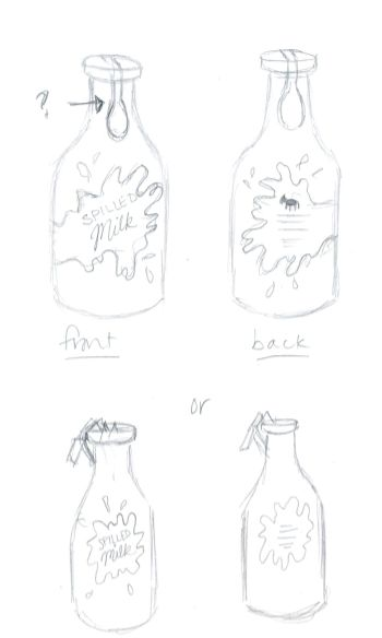 Milk Packaging - image 5 - student project
