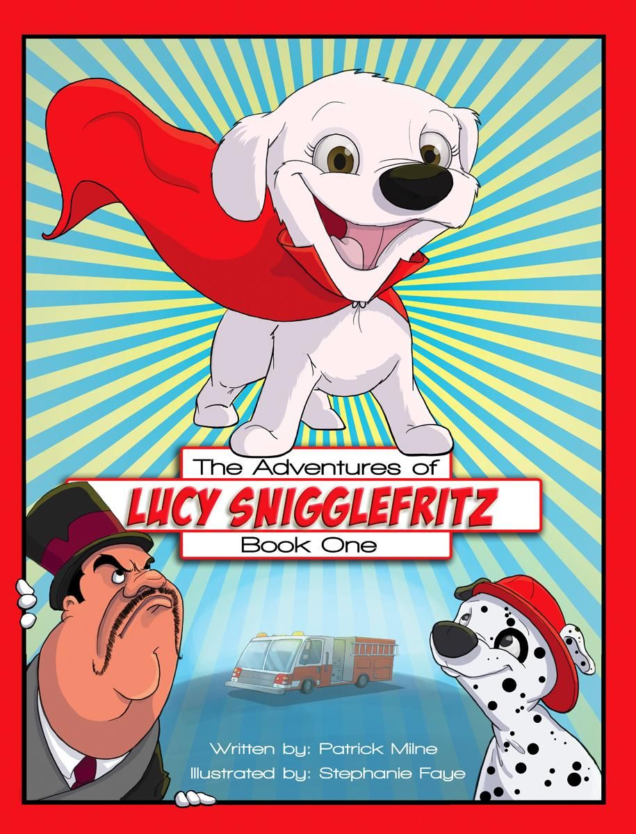 The Adventures of Lucy Snigglefritz - Book 1 Marketing Plan - image 1 - student project