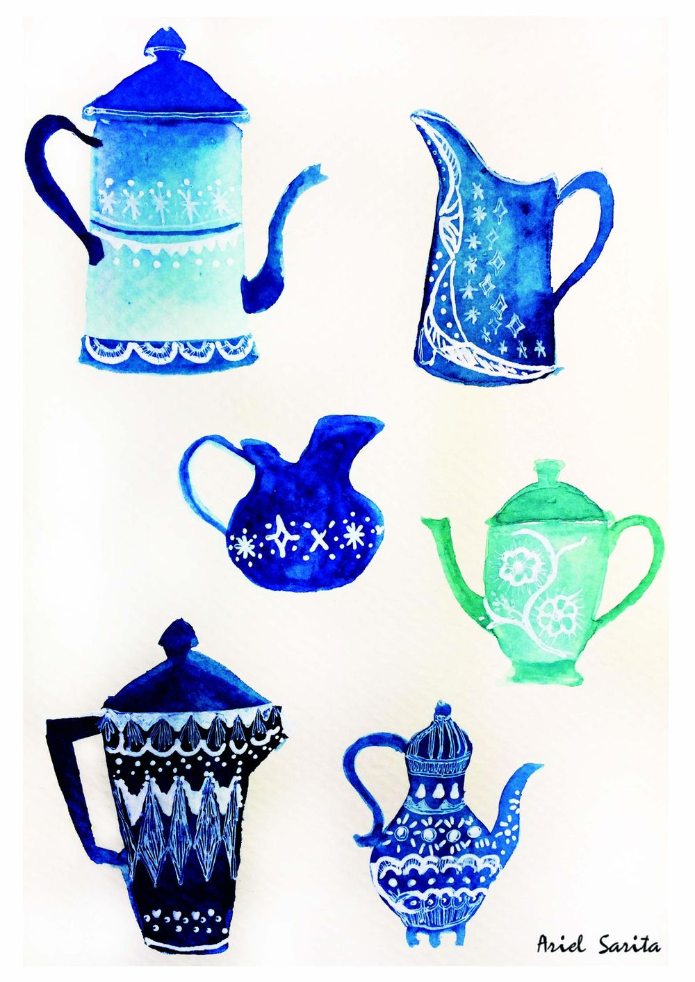 coffee pot try - image 1 - student project