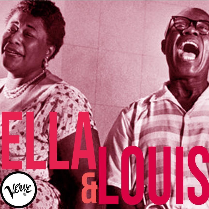 Ella & Louis Album Cover - image 1 - student project