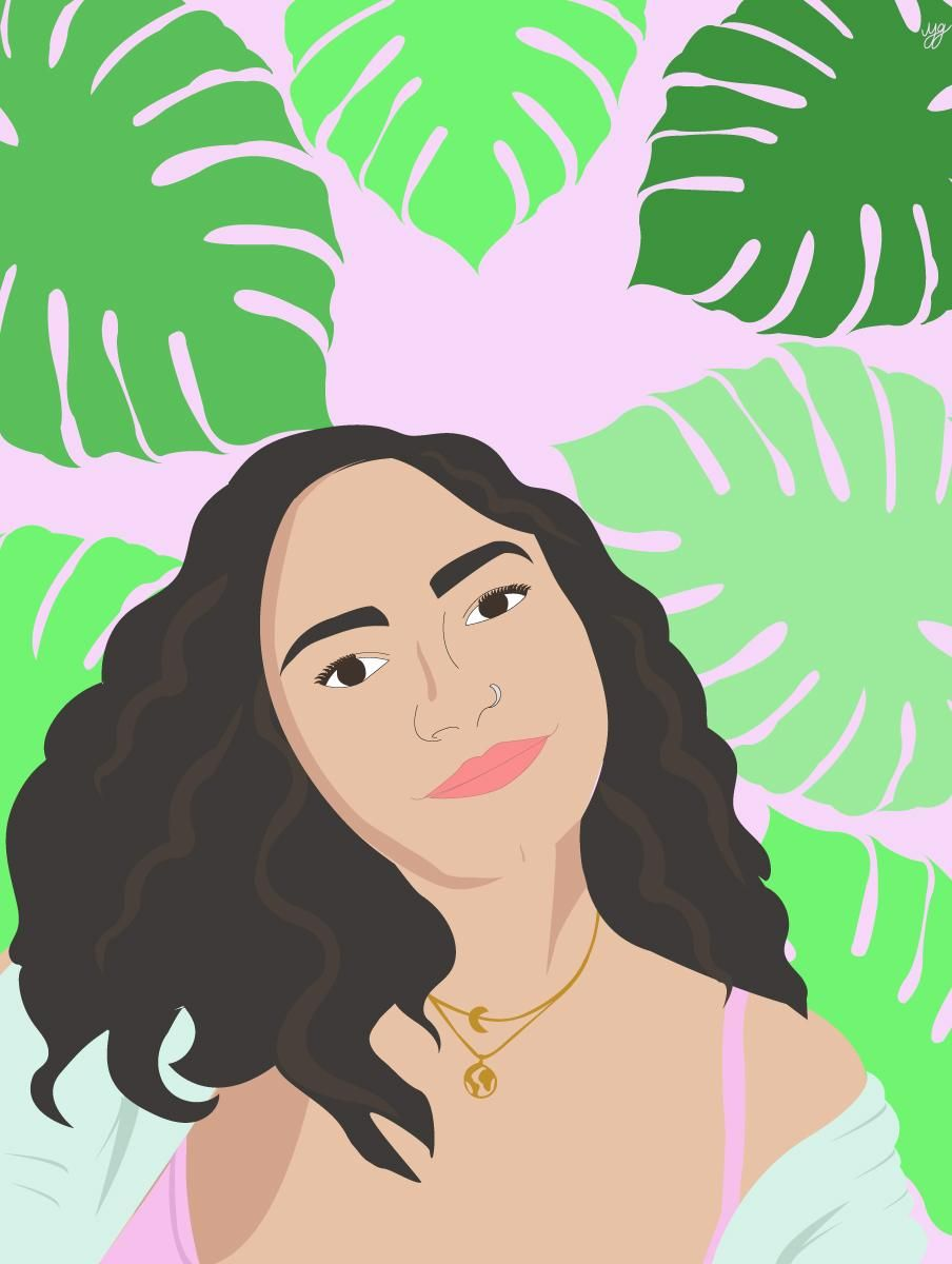 Tropical Pastels - image 1 - student project