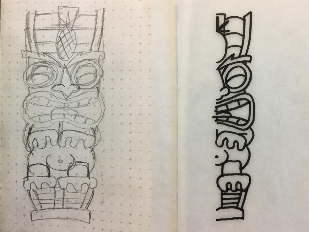 My Tiki - image 1 - student project