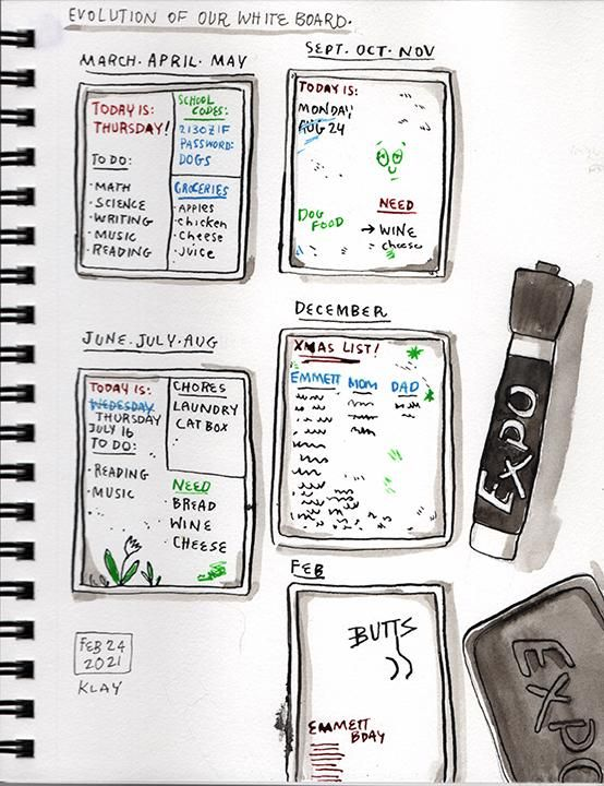 Sketchbook Challenge - image 1 - student project
