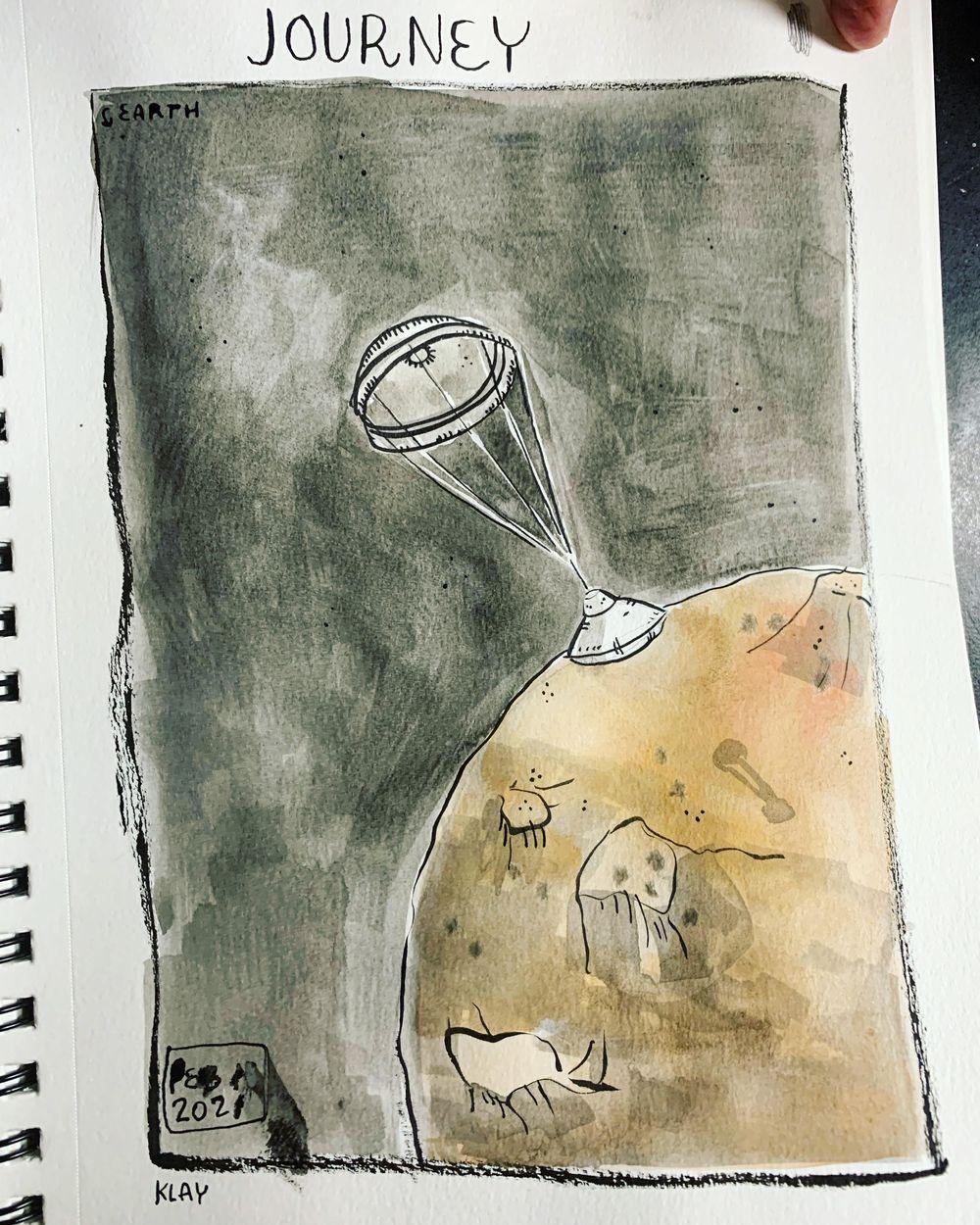 Sketchbook Challenge - image 8 - student project