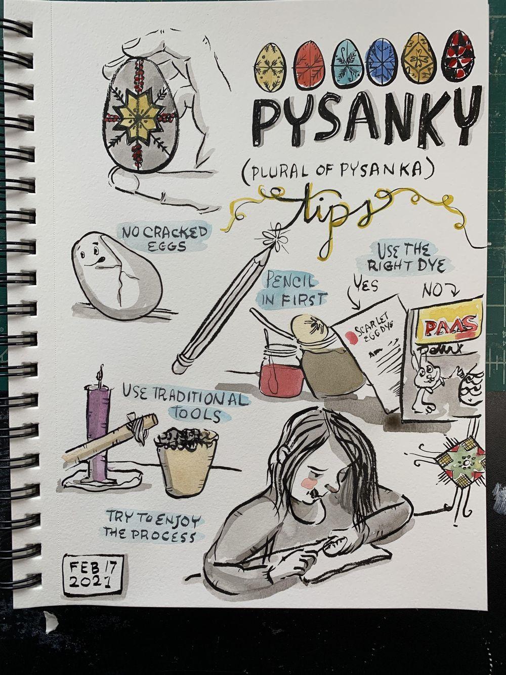 Sketchbook Challenge - image 9 - student project