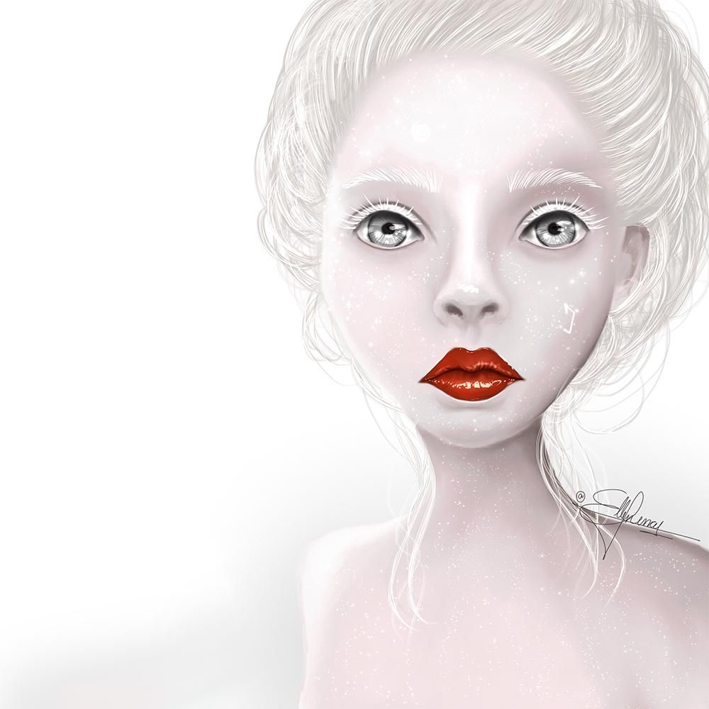 Portrait - image 4 - student project