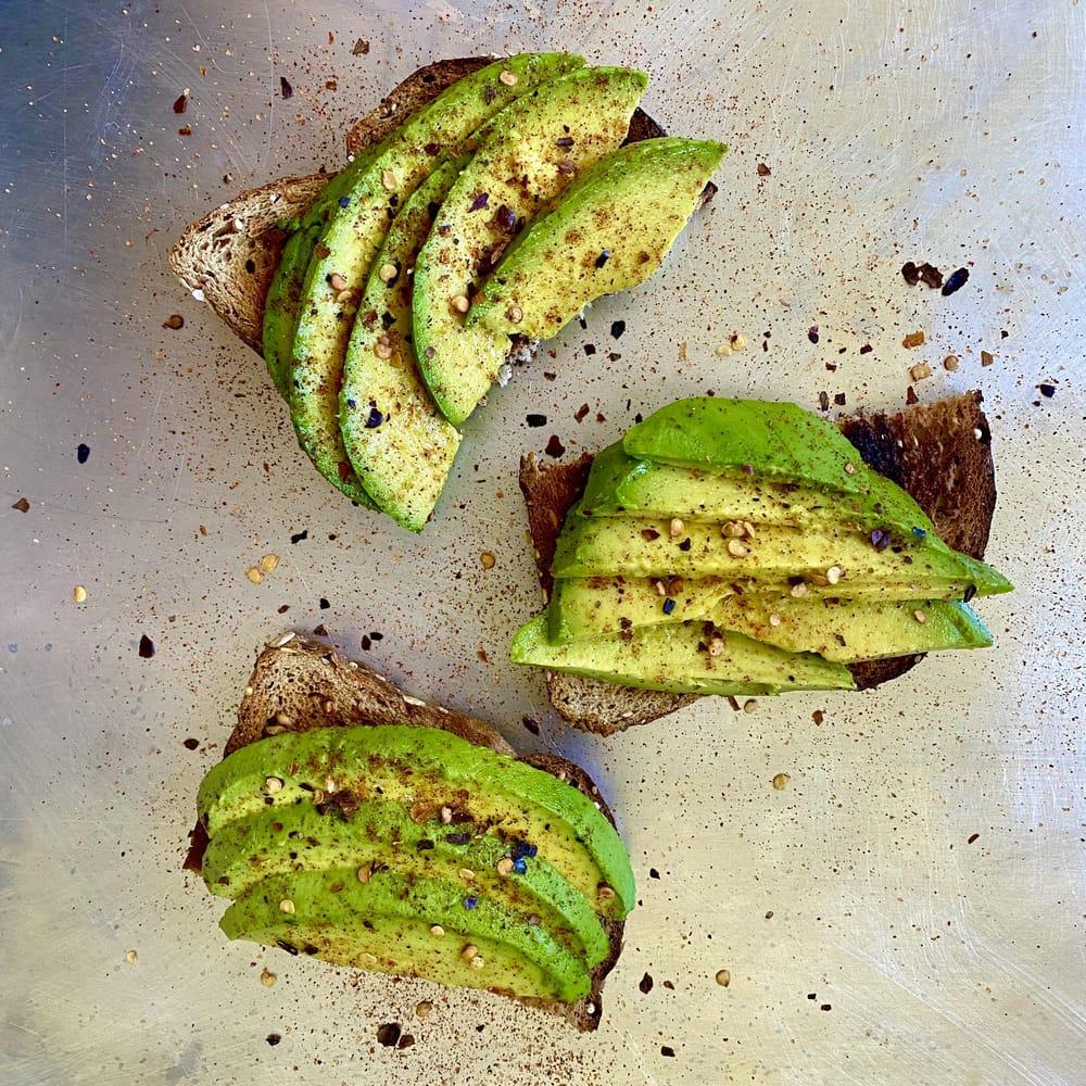 Avocado Toast - image 1 - student project