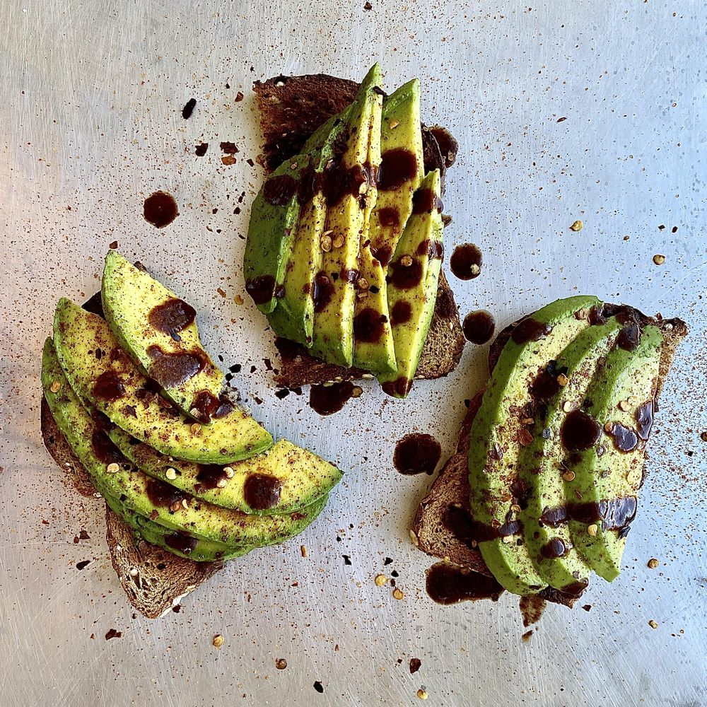 Avocado Toast - image 3 - student project