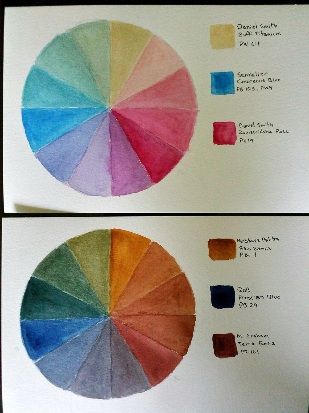 Color Mixing Mid and Final Projects - image 2 - student project