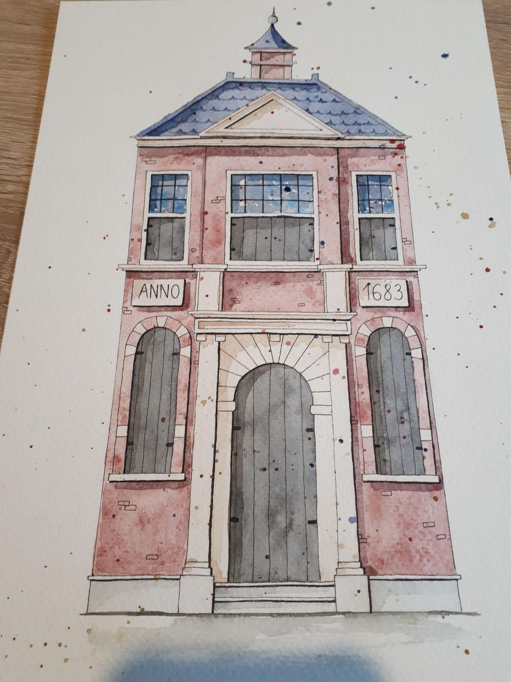 Sophie's Dutch House - image 1 - student project