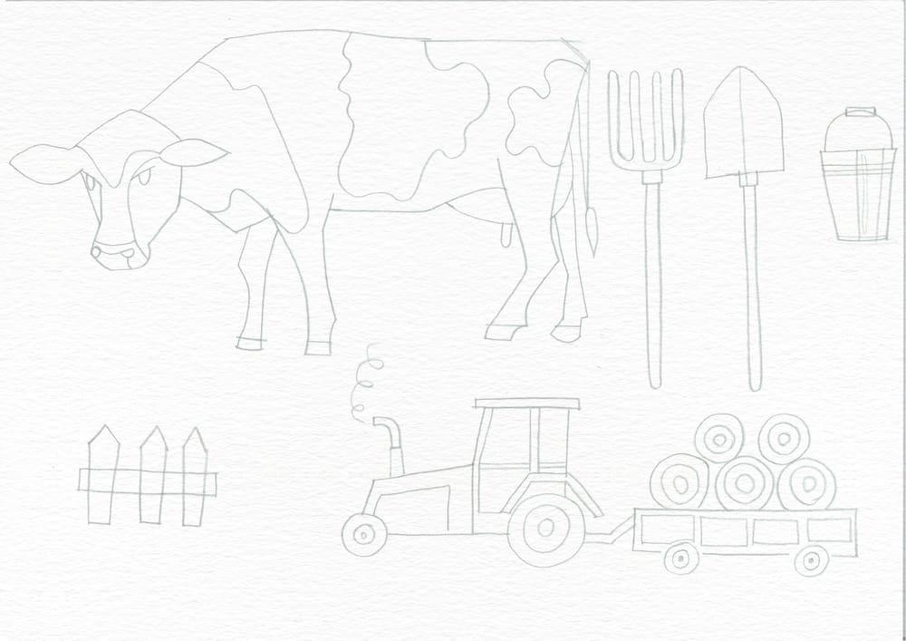 Farm Life - image 3 - student project