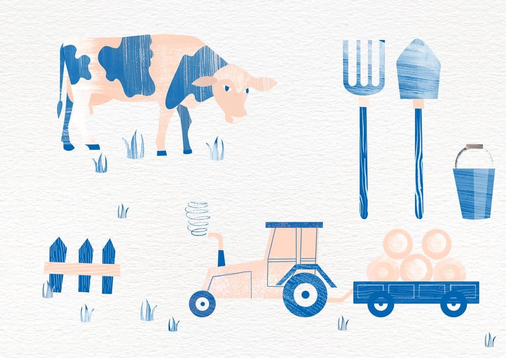 Farm Life - image 1 - student project