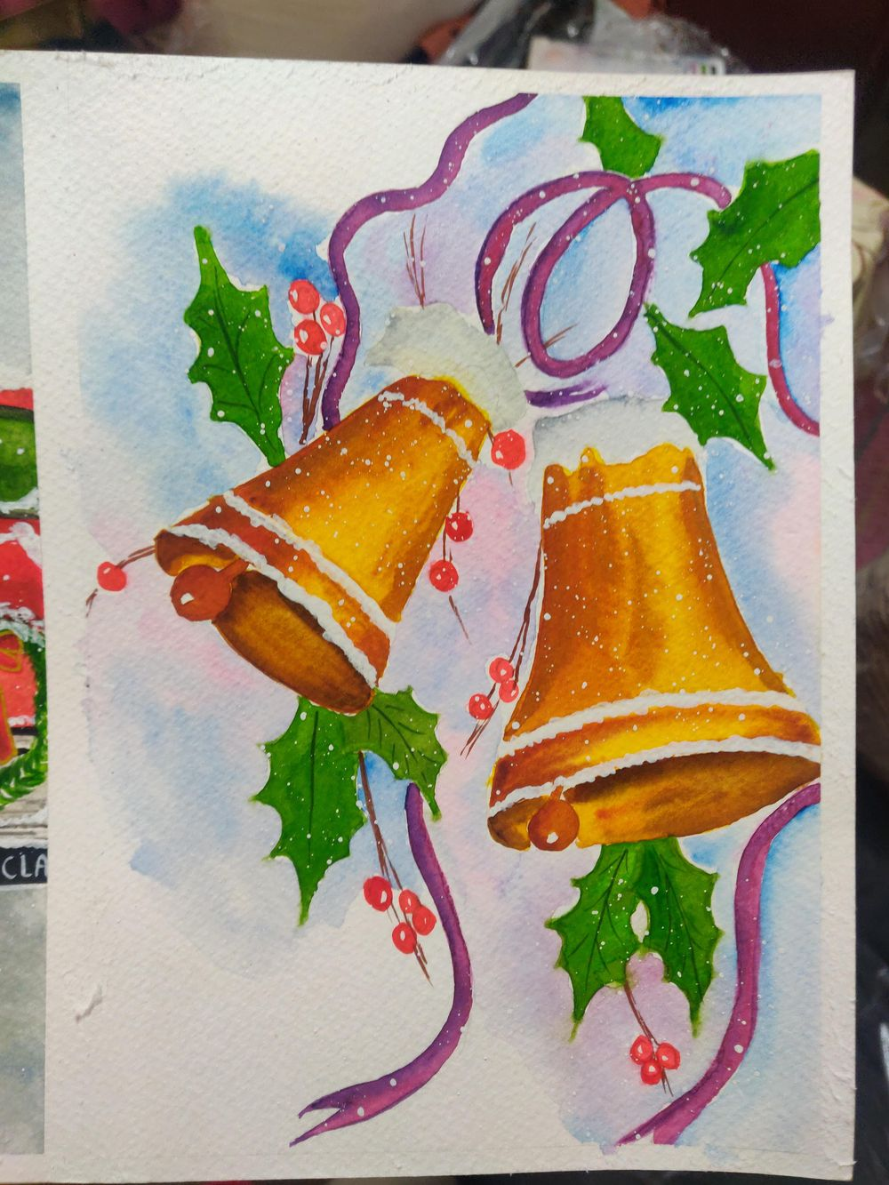 Countdown to Christmas - image 2 - student project