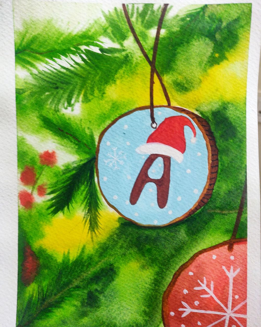 Countdown to Christmas - image 10 - student project