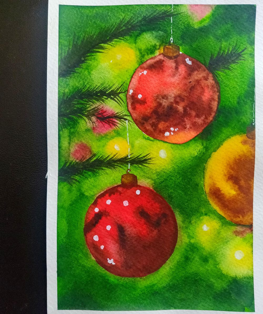 Countdown to Christmas - image 11 - student project