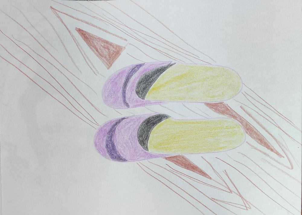 14 Days Drawing Challenge - image 9 - student project