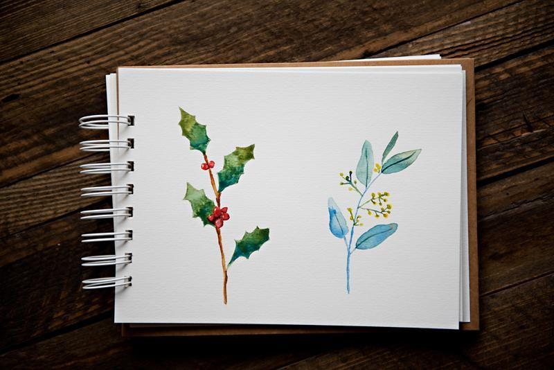 Winter greenery - image 1 - student project