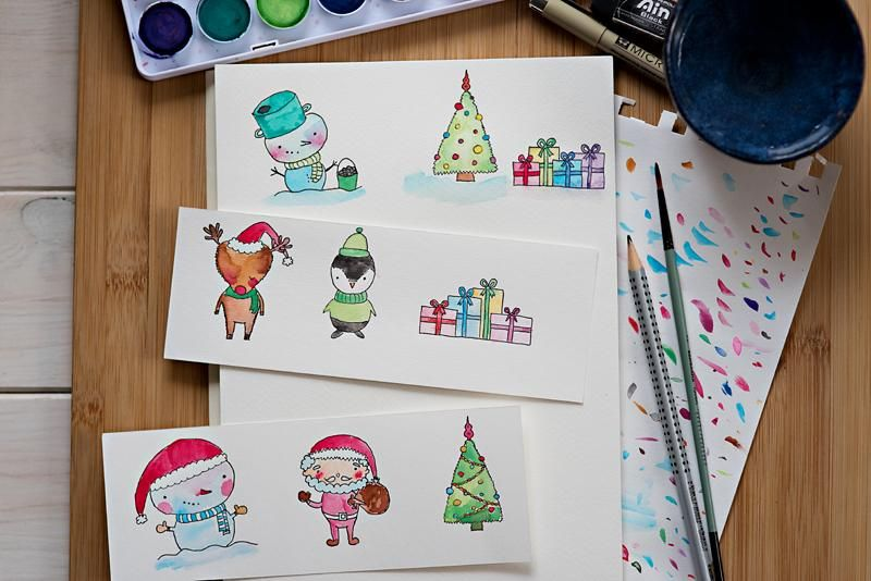 Christmas cuties :) - image 1 - student project