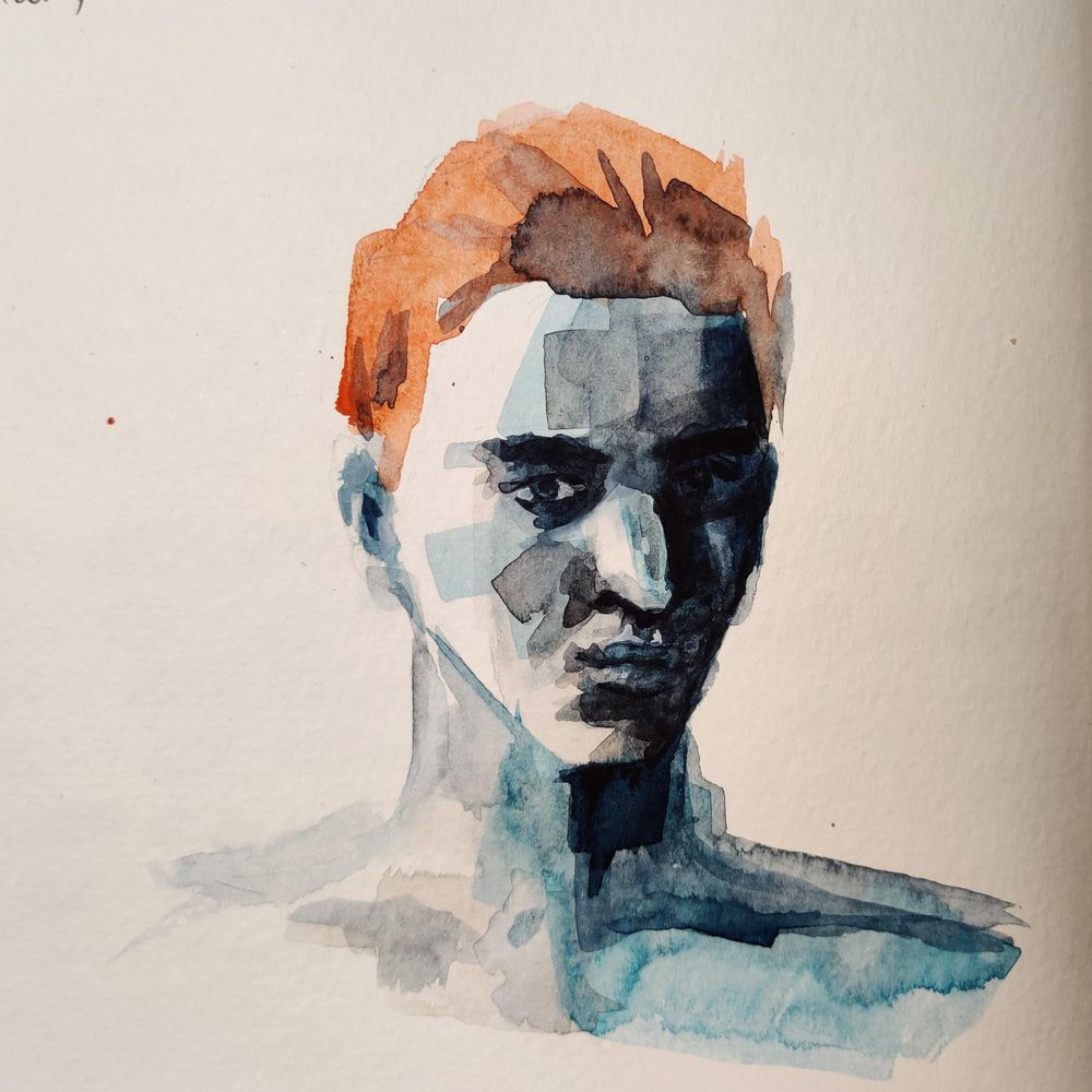 Watercolor practice - image 4 - student project