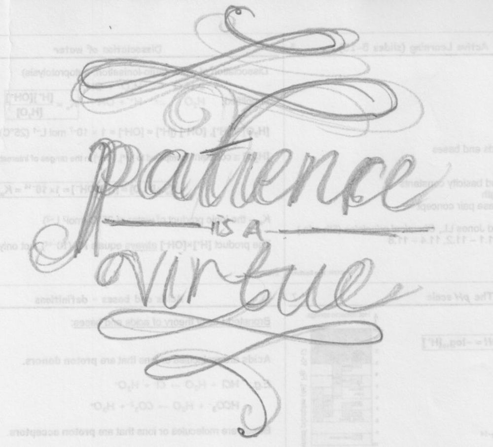 Patience is a virtue - image 7 - student project