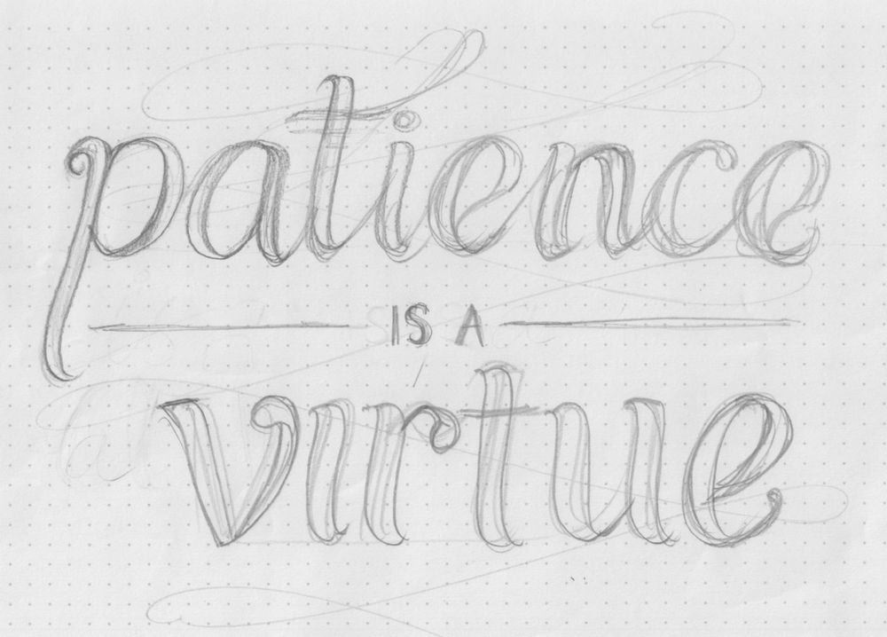 Patience is a virtue - image 6 - student project