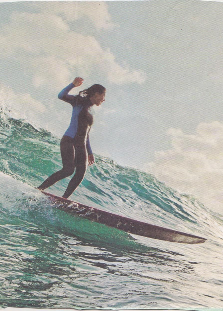 Surfing on Wild Waves - image 2 - student project