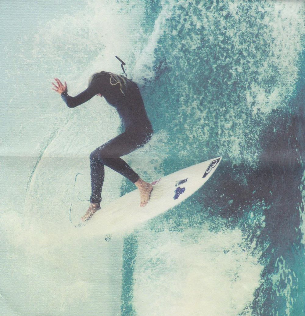 Surfing on Wild Waves - image 1 - student project
