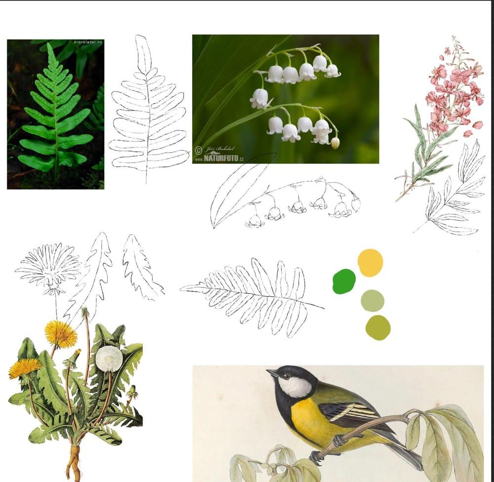 Scandinavian spring - image 1 - student project