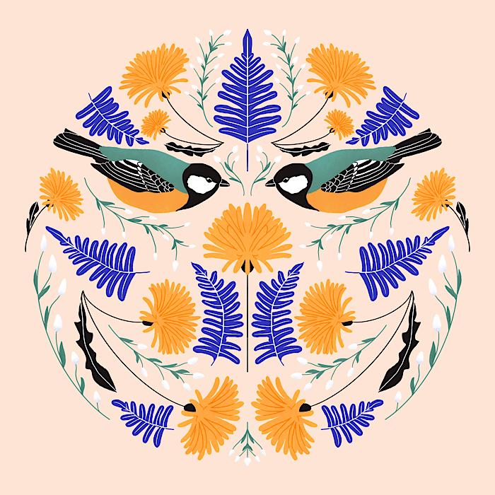 Scandinavian spring - image 5 - student project