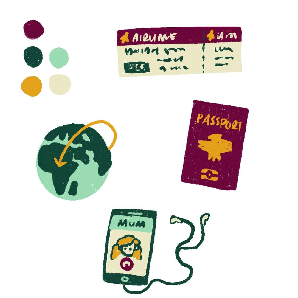 Expat Life: The challenges of living abroad - image 5 - student project