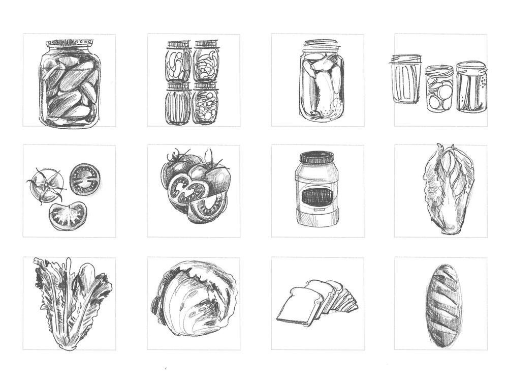 Crafting the Best Sandwich Experience - image 1 - student project
